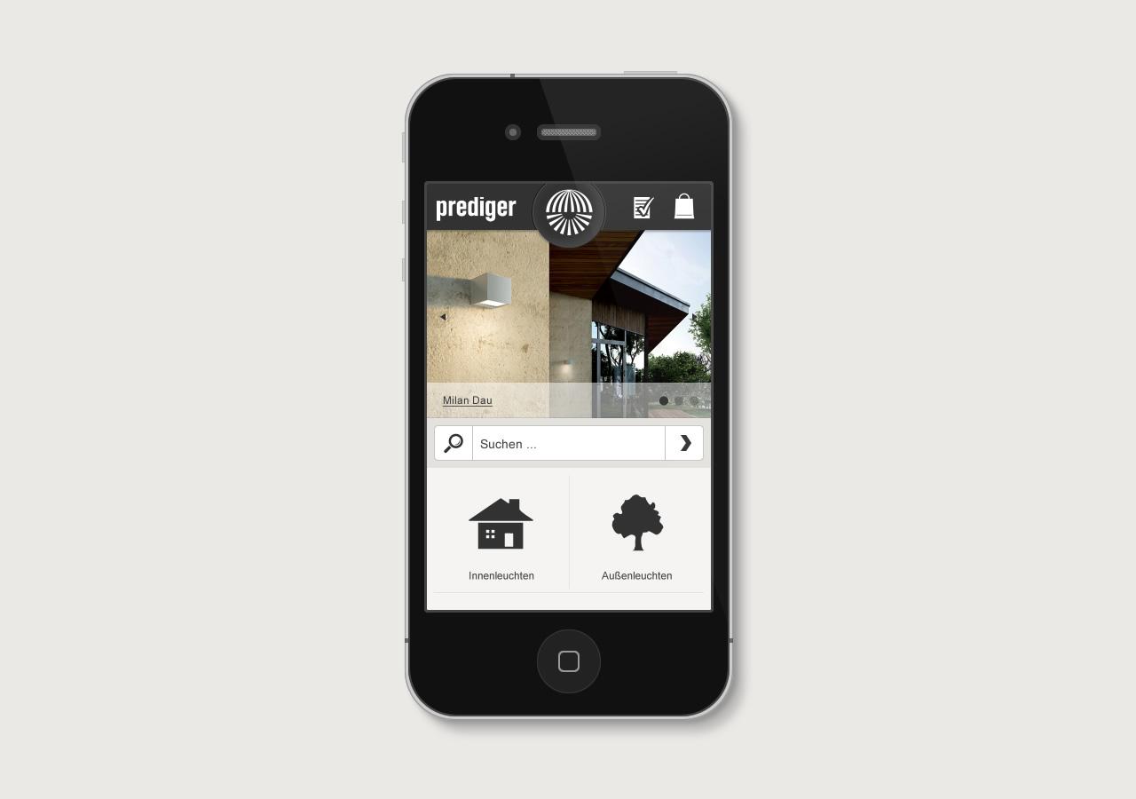 Prediger - Mobile Shop iPhone